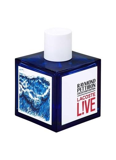Lacoste Erkek Live Raymond Pettibon EDT 100 ML Parfüm LACO-E-022 Renksiz